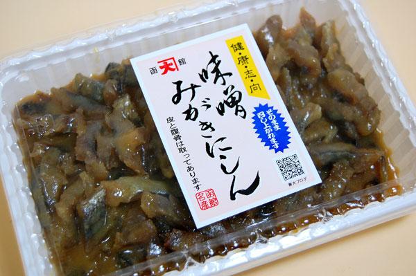 [is-03]カネダイ岩崎水産 味噌みがきにしん