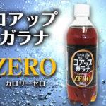[ob-25]小原 コアップガラナZERO[ゼロ] 500mlペットボトル【1箱24本入】★期間限定価格★