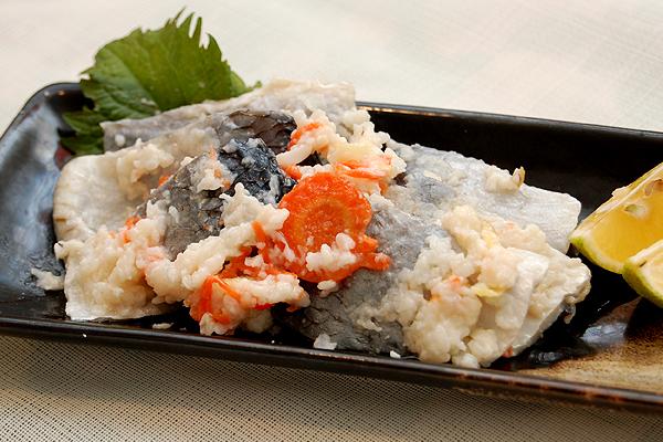 にしん飯寿司(いずし)