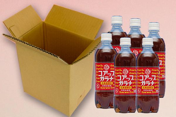 [ob-31]小原 コアップガラナ 500mlペットボトル【お試し6本入】