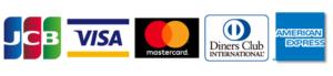 キャッシュレス決済対応クレジットカード