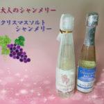 [ob-34]【受注生産限定品】小原 シャンメリー【360ml瓶20本入】